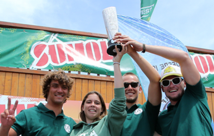 Surf and Science: CNU Surf - NOVA Campeã Nacional Universitária
