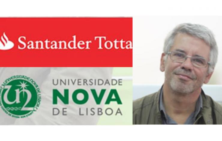 Equipa do Prof. Rui Silva vence Prémio de Investigação Colaborativa Santander To