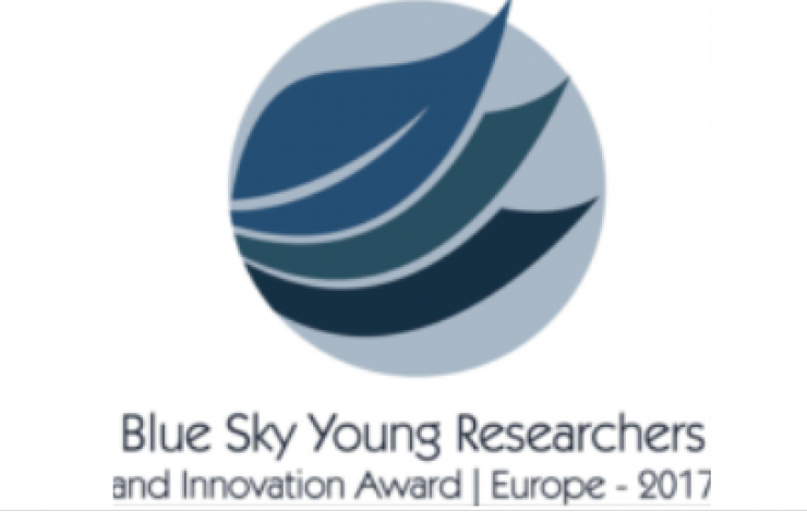 Blue Sky Young Researchers Europe award