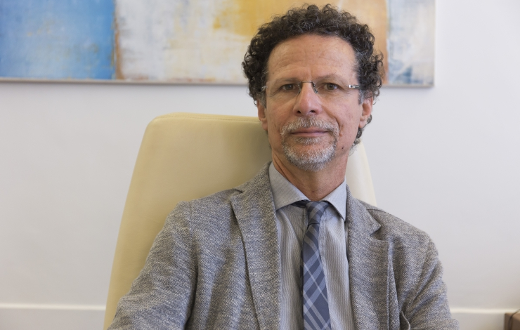 Professor Francesco Priolo, eleito Reitor da Universidade de Catania
